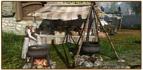 Гайд по кулинарии в ArcheAge