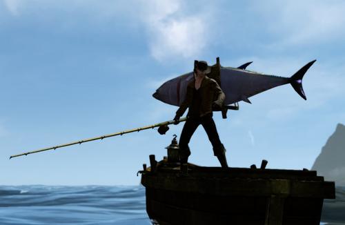Гайд по рыбалке в ArcheAge