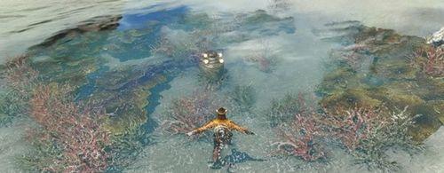 Подводная ферма в ArcheAge