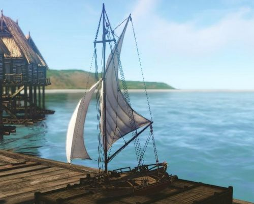 Тримаран в ArcheAge